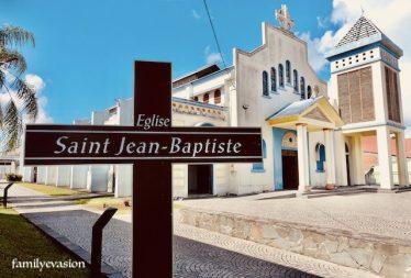 Riviere Salee - église de Saint Jean-Baptiste