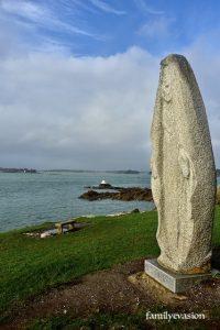 Statue Sainte-Anne