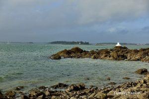Pointe de Bilgroix - presqu'ile de Rhuys