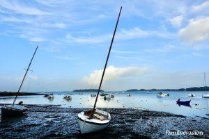 Port Logeo - presqu'ile de Rhuys