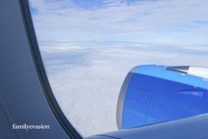 avion rentrer chez soi