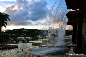Fontaine Trinité - Eau