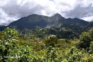 Panorama - Morne-vert