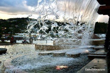 Trinité - eau