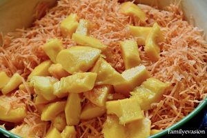 Papaye et carottes