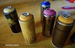 Bombes Graffiti