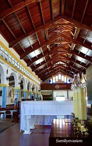 Eglise de riviere salee