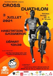 Duathlon - Habitation Gaigneron
