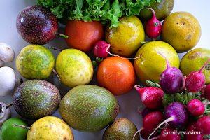 Maracudja - fruit vitamine