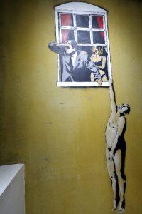 L'amant de Banksy