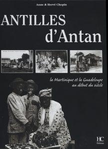 Livre Antilles d'Antan - les charbonnieres