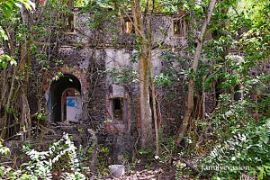 Ruines Fort Pointe du Bout