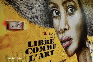 Street Art - festival des couleurs