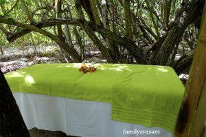 Table de massage - iouanacera
