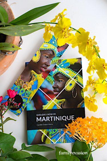 Livre quelque chose de Martinique