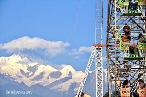 Manège Pokhara - ancrage positif