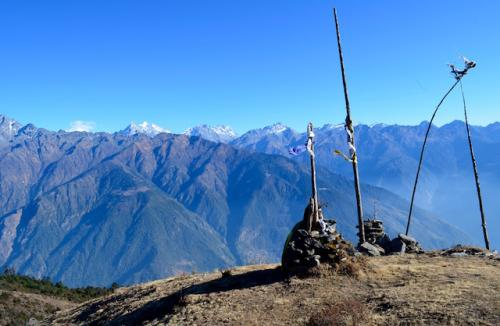 Tibet lointain