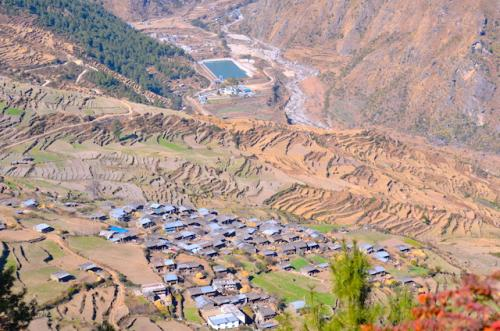 Vallee du Langtang