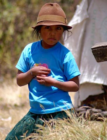 Chapeau equateur